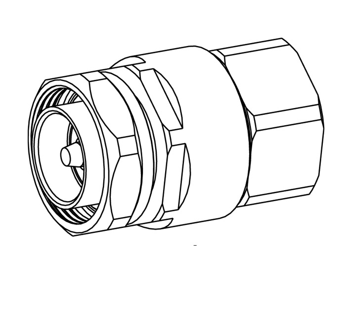 Rf Connectors Adaptors